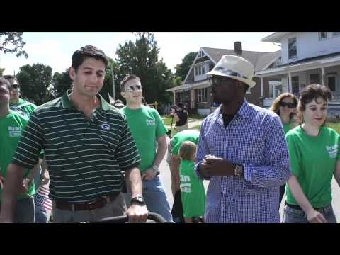Paul Ryan Labor Day Parade