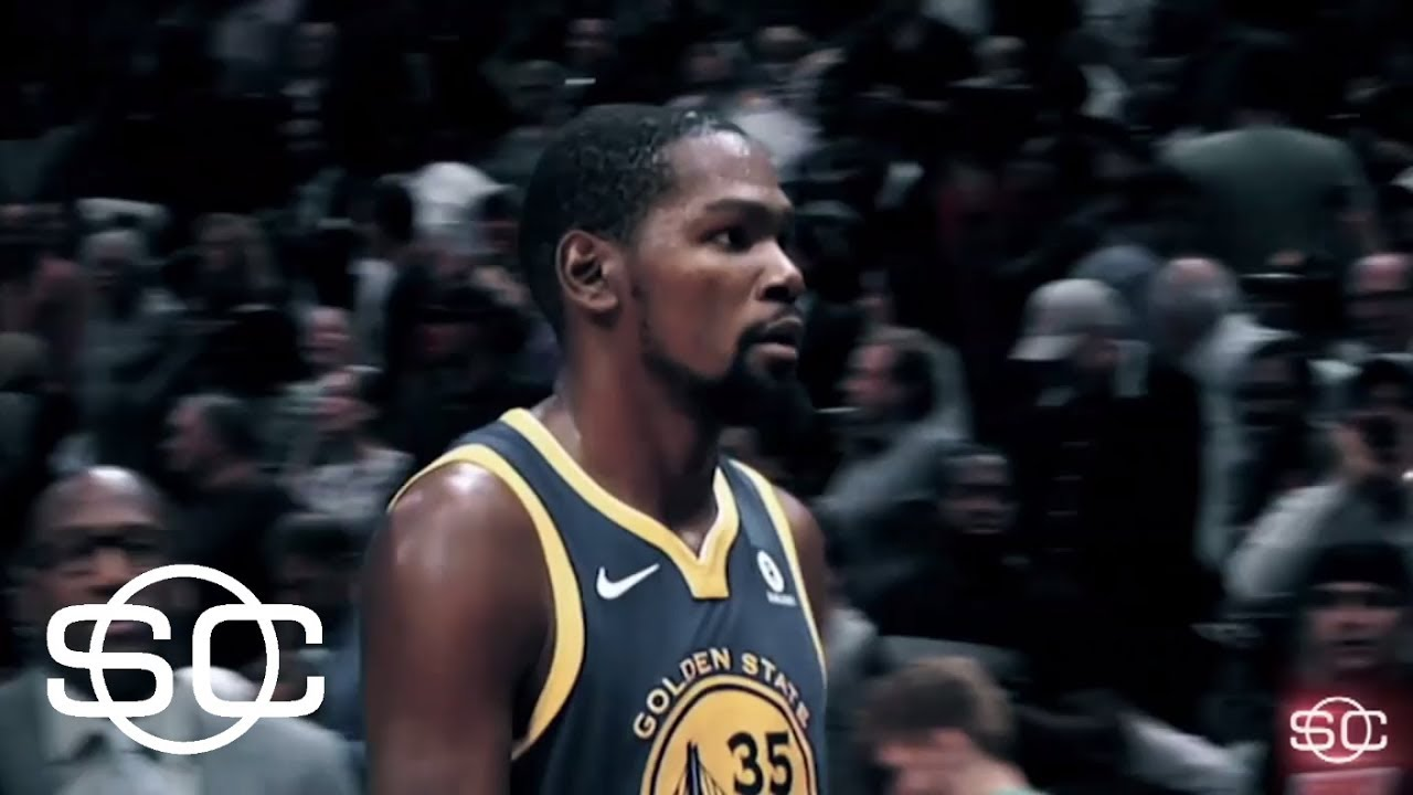Kevin Durant is at the top of his game | SportsCenter | ESPN