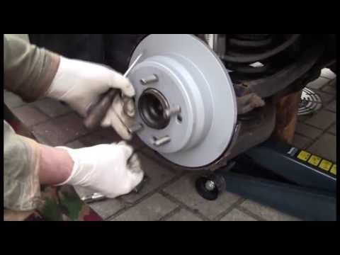 Kia Ceed Bremsen Wechseln Youtube