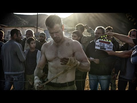 "Jason Bourne - Featurette: ""Fight Style"" (HD)"