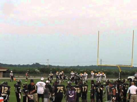 Andrew Cook Marlboro County High School  #46   2012 Season PAT