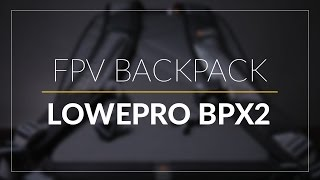 LowePro Quadguard BP X2 // FPV Backpack // GetFPV.com