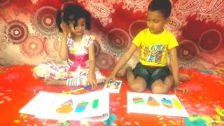 Funny baby's coloring Ice cream // Coloring Ice cream for kids♣♣