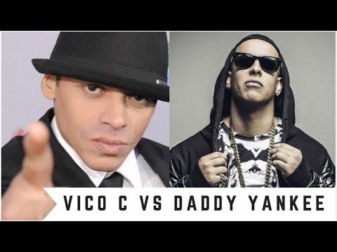 0 - Vico C reveló por que nunca ha grabado con Daddy Yankee