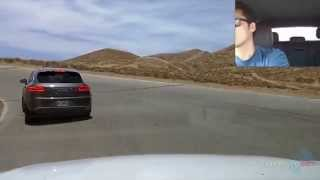 Porsche Macan S / Turbo Willow Springs - Tight Technical Track
