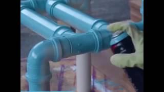 Tạo chiếc ghế cho trẻ từ ống nhựa