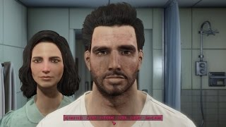 Fallout 4 - Companion faces for your character mod
