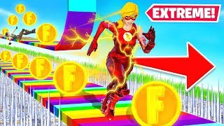 FLASH 2.0 *50 LEVELS* DEATHRUN (Fortnite)