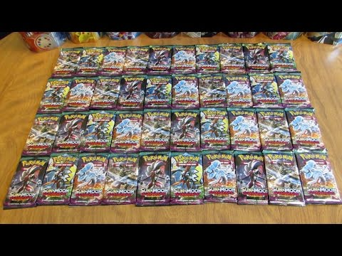 40 Guardians Rising Booster Pack Opening