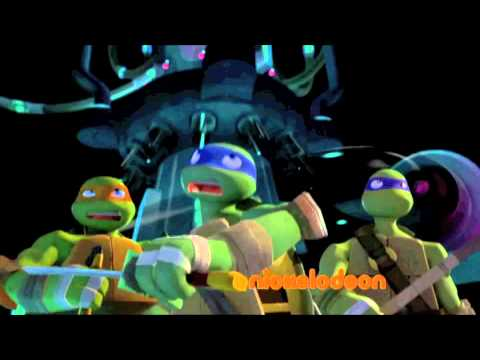 NEW Teenage Mutant Ninja Turtles- Saturdays @ 11am