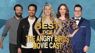 Best of 'The Angry Birds Movie 2' Cast