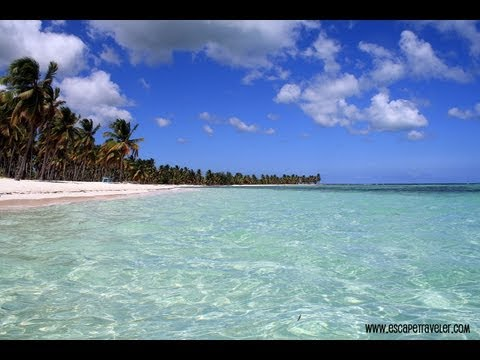 Best Caribbean Beaches - Isla Saona (Saona Island) - Dominican Republic
