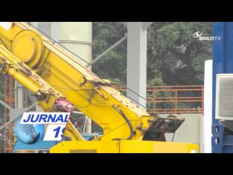 [Liputan] Pengoperasian Mesin Bor Bawah Tanah Proyek MRT Jakarta