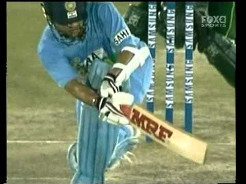 Sachin Tendulkar 141 vs Pakistan 2003/04 Rawalpindi