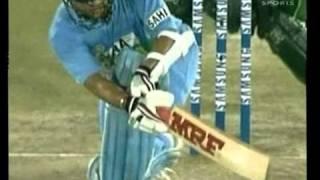 Sachin Tendulkar f*cks Pakistan, his GREATEST INNINGS IN PAKISTAN! O M G!