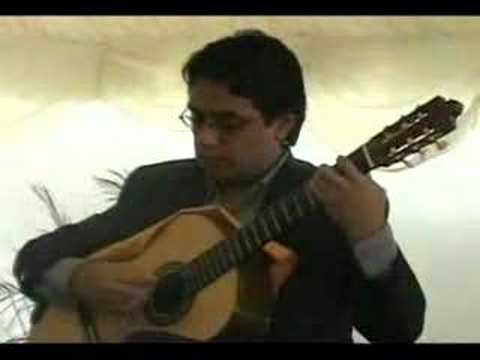 Ana Cristina by Antonio Lauro -Richard Arellano -guitar