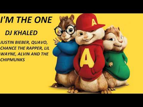 DJ Khaled - I'm the One ft. Alvin and the chipmunks