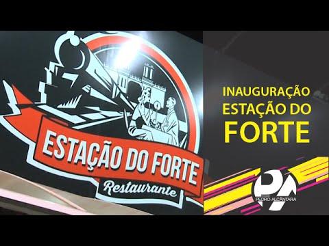 Inauguração Estação do Forte