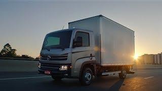 MAN / Volkswagen Caminhões Delivery 6.160