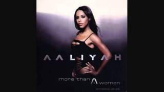 Aaliyah - More Than A Woman ( Instrumental)