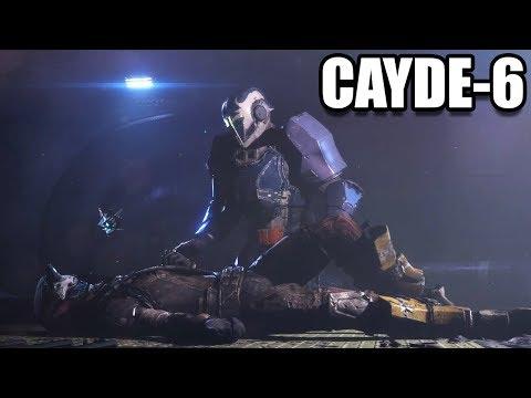 DESTINY 2 Forsaken - Cayde-6 Death and Funeral Scene thumbnail