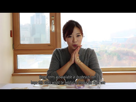 [eng sub] Kim Hye In's Frank Review - Cushion products