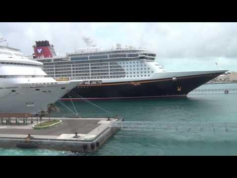 Allure of the Seas Nassau Departure