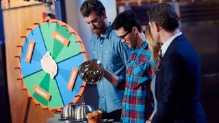 Rhett and Link on Food Network Star