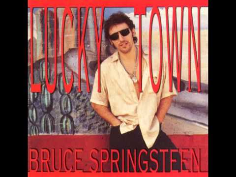 Bruce Springsteen- Lucky Town- Full Album