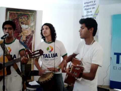 Angeles De Dios Talua 2011 video
