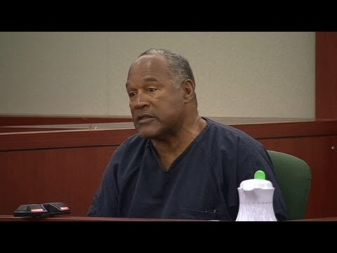 OJ Simpson Says in Testimony 'I Didn't Break Into Anybody's Room'