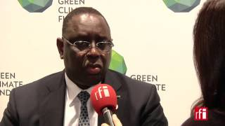 Macky Sall : ''La Muraille verte mérite d'être soutenue et renforcée''