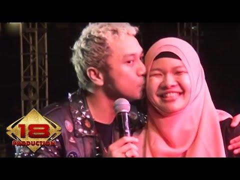 download lagu Giring Nidji Cium Penonton Saat Nyanyikan Lagu Ini Live Konser Medan 28 Mei 2016 gratis