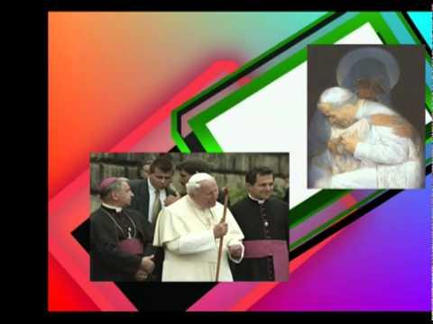 Jan Paweł II - Barka. śpiewa podczas swej pielgrzymki m2ts