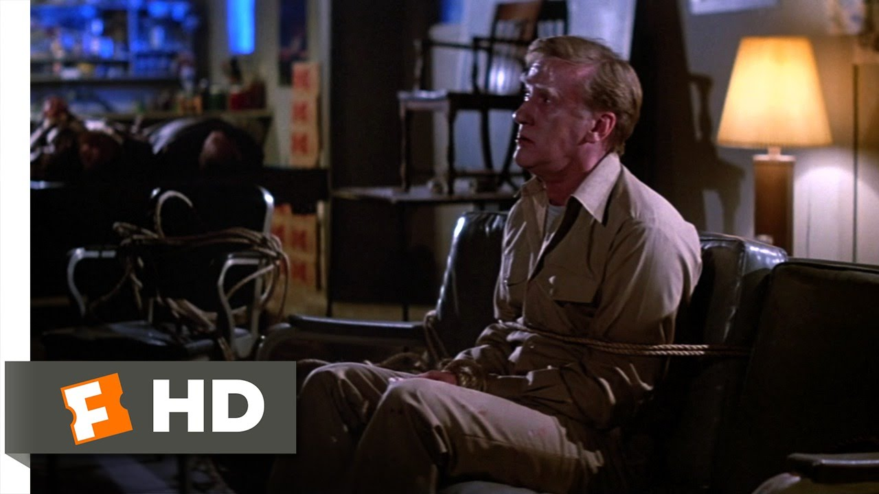 The Thing 7 10 Movie Clip Tied To This Couch 1982 Hd