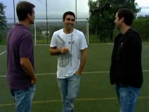 Futebol Social Clube: Deco mostra projeto social e fala sobre Messi