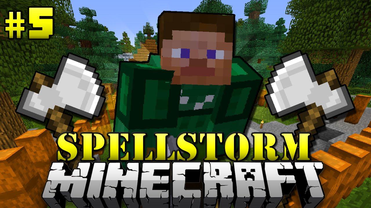 Minecraft Spellstorm 005