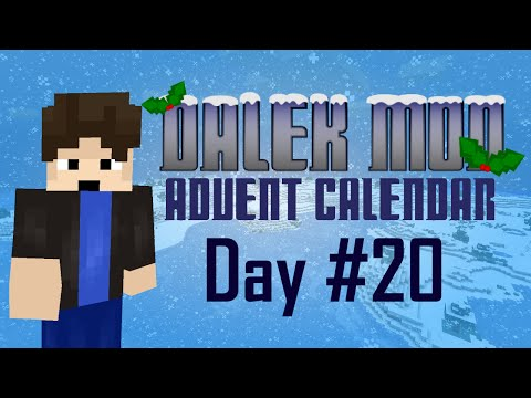 Dalek Mod Christmas Day 20 - I Have A Dream.. video