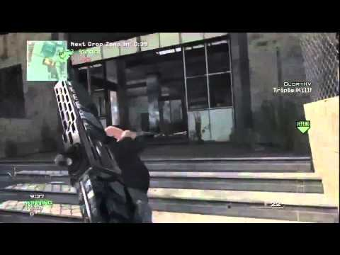 MW3 Shotgun Annihilation!