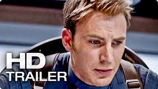 CAPTAIN AMERICA 2: The Return Of The First Avenger Trailer Deutsch German | Marvel 2014 [HD]