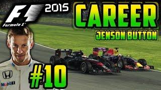 F1 2015 JENSON BUTTON CAREER MODE PART 10: JAPAN
