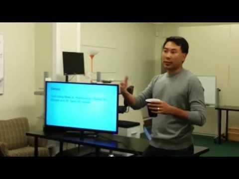 Bitcoin SF Devs Seminar: Bryan Vu's deep dive into Coinshuffle & Decentralized coinjoin