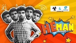 HE-Man : A Complete Echi | AL Veenjerz | Comedy Sketch