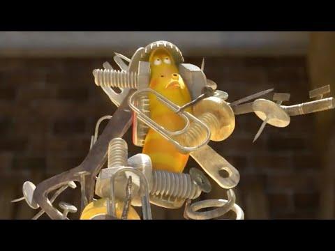 LARVA | MAGNÉTICO | 2017 Filme completo | Dos desenhos animados | Cartoons Para Crianças