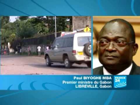 Gabon: le Premier ministre n'envisage pas l'état de siège à Port-Gentil