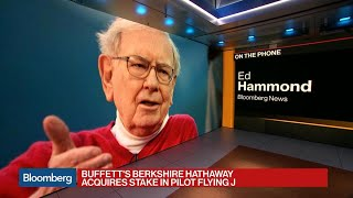 Buffett's Berkshire Hathaway Buys Pilot Flying J Stake