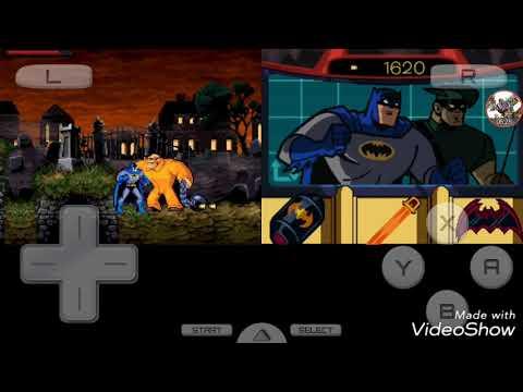 бэтмен отважный и смелый прохождения часть 5 две битвы с бейном