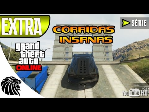 Gta Online   Glory Hole   Corridas Insanas #7 [pt-br] video