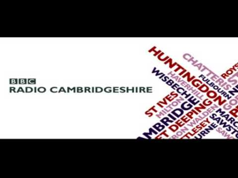 VICK HOPE BBC RADIO CAMBRIDGESHIRE DEMO 2