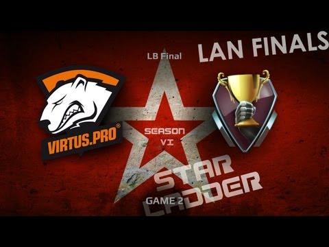 DOTA2 SLTV S6 Lan Finals iCCup vs Virtus Pro Game 2